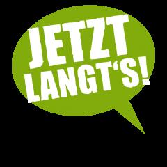 JETZT LANGT'S
